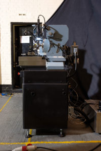 PG4 Planetary Grinding Diamond Tool Production Machine side angle